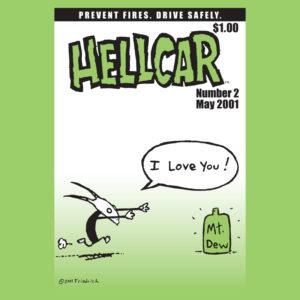 HellCar 3_Digital Cover_Paul Friedrich