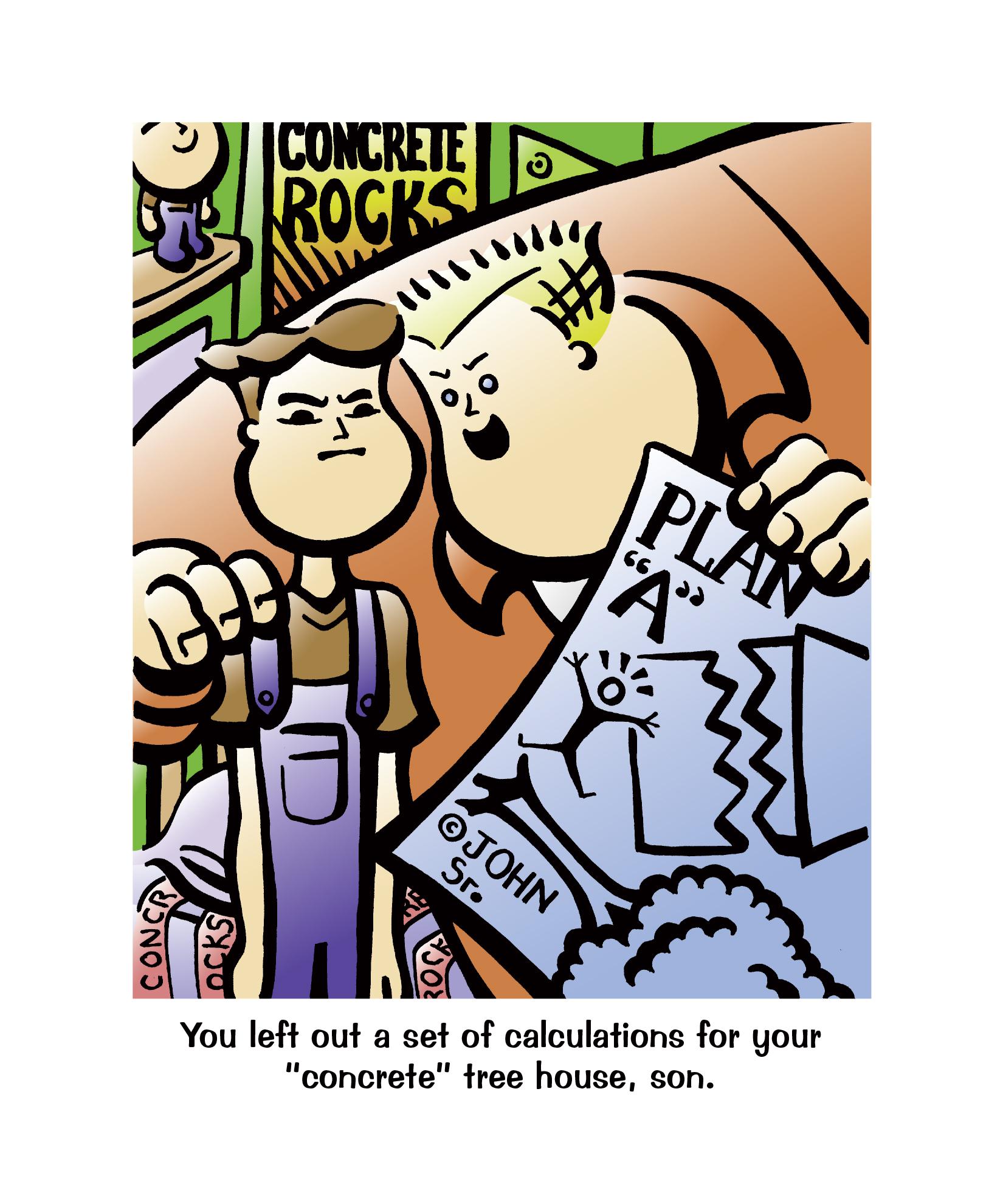Concrete Jungle_Comic Strip 5_Daniel Gallant